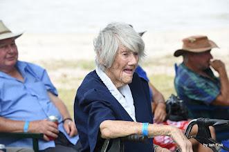 Photo: Margaret is in her 90s!