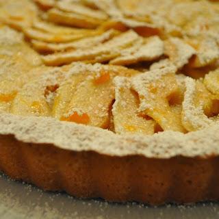 Apple Tart - Crostata di Mele.