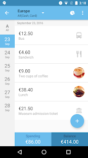 Trabee Pocket : Travel Expense Screenshot