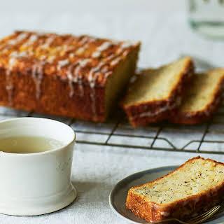 Parsnip and Lemon Loaf Cake.
