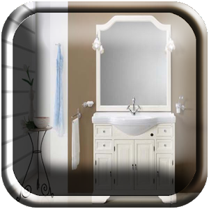 Small bathroom vanities design android apps on google play for Small bathroom design app