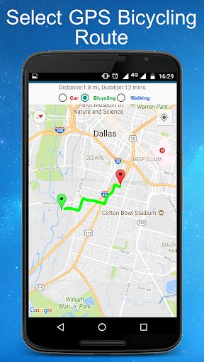 GPS, Maps, Navigations, Directions & Live Traffic 1.39.0 screenshots 11