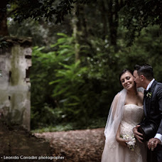 Wedding photographer Leonida Corradini (corradini). Photo of 04.09.2015