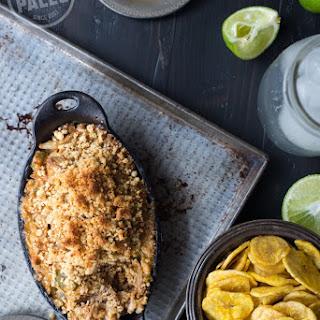 Paleo Jalapeño Crab Dip