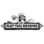 Logo of Flat Tail Brewing DAM Wild: Peaches & Cream