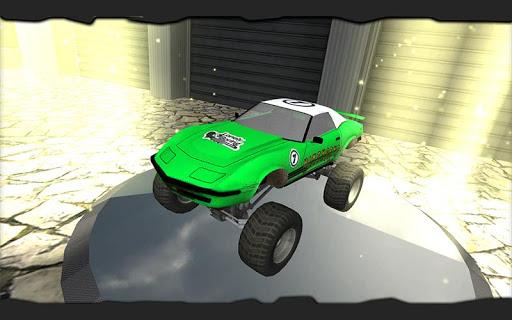 RCスピードヒルレース