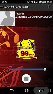Rádio 99 Santana-BA - náhled
