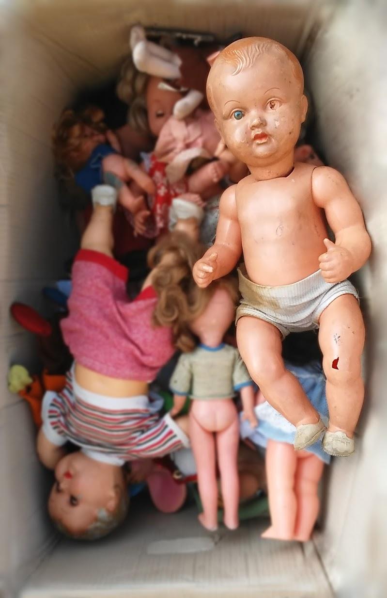 ... tra le dieci bambole che non ti piacciono più ... di versil