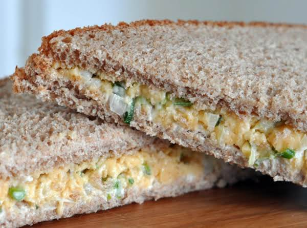 Good O'cheese & Onion Sandwich