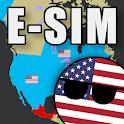 e-Sim World Simulator, MMO politic trade game icon