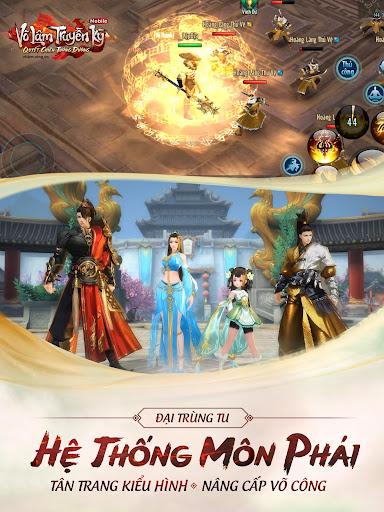 Vu00f5 Lu00e2m Truyu1ec1n Ku1ef3 Mobile - VNG 1.6.3 screenshots 13