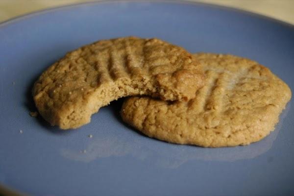 Peanut Butter Oat Bran Cookies Recipe
