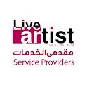 Live Artist (Provider) icon