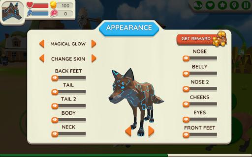 Fox Family - Animal Simulator 3d Game  screenshots 11