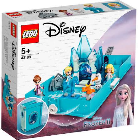 Lego Disney Elsa och Nokk - Sagoboksäventyr