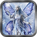 Snow Fairy Live Wallpaper icon