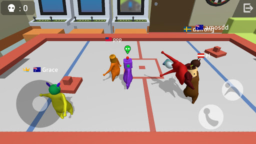 Noodleman.io - Fight Party Games apkpoly screenshots 4