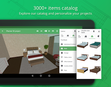 Planner 5D – Home & Interior Design Mod Apk (Unlocked All Items) 1.24.6 9