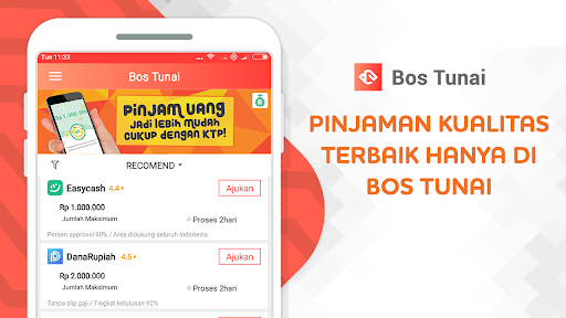 Bos Tunai for PC
