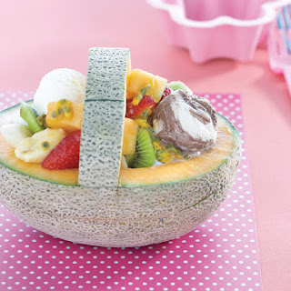 Brunch Fruit Basket