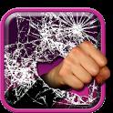 Broken Glass Live Wallpaper icon