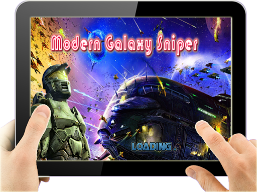 Modern Galaxy Sniper Simulator
