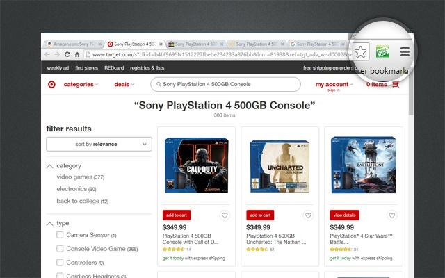 Price Tabs - Amazon, eBay, Price Comparison