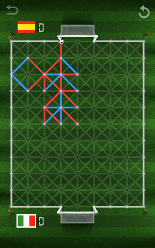 Kick it - Paper Soccer  screenshots 5