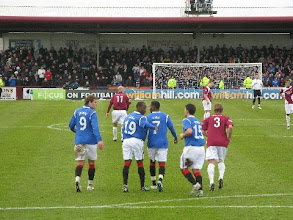 Photo: 08/01/12 v Rangers (Scottish Cup Round 4) 0-4 - contributed by Leon Gladwell