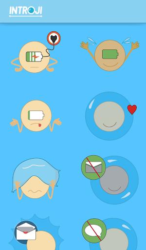 Introji: Emoji for Introverts