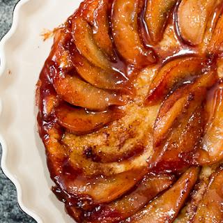 Caramel Pear Tart Recipes
