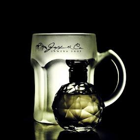 Glass by Henry Novianto - Artistic Objects Other Objects