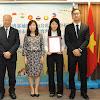 國際商務系榮獲「106年貿易小尖兵新興市場海外實習專題競賽團體獎」佳作