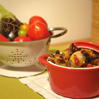 Cuttlefish Stew.