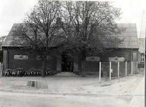 Photo: Den gamle skole 1901 - 1976)