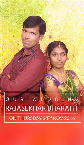 Nayapu Wedding Invitation