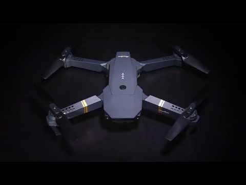 Eachine E58 RC Quadcopter $35 - Mavic Pro Clone