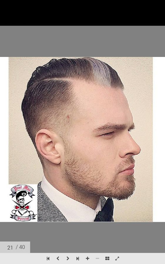How To Choose A Good Hairstyle For Guys : Hairstyles for men android apps on google play