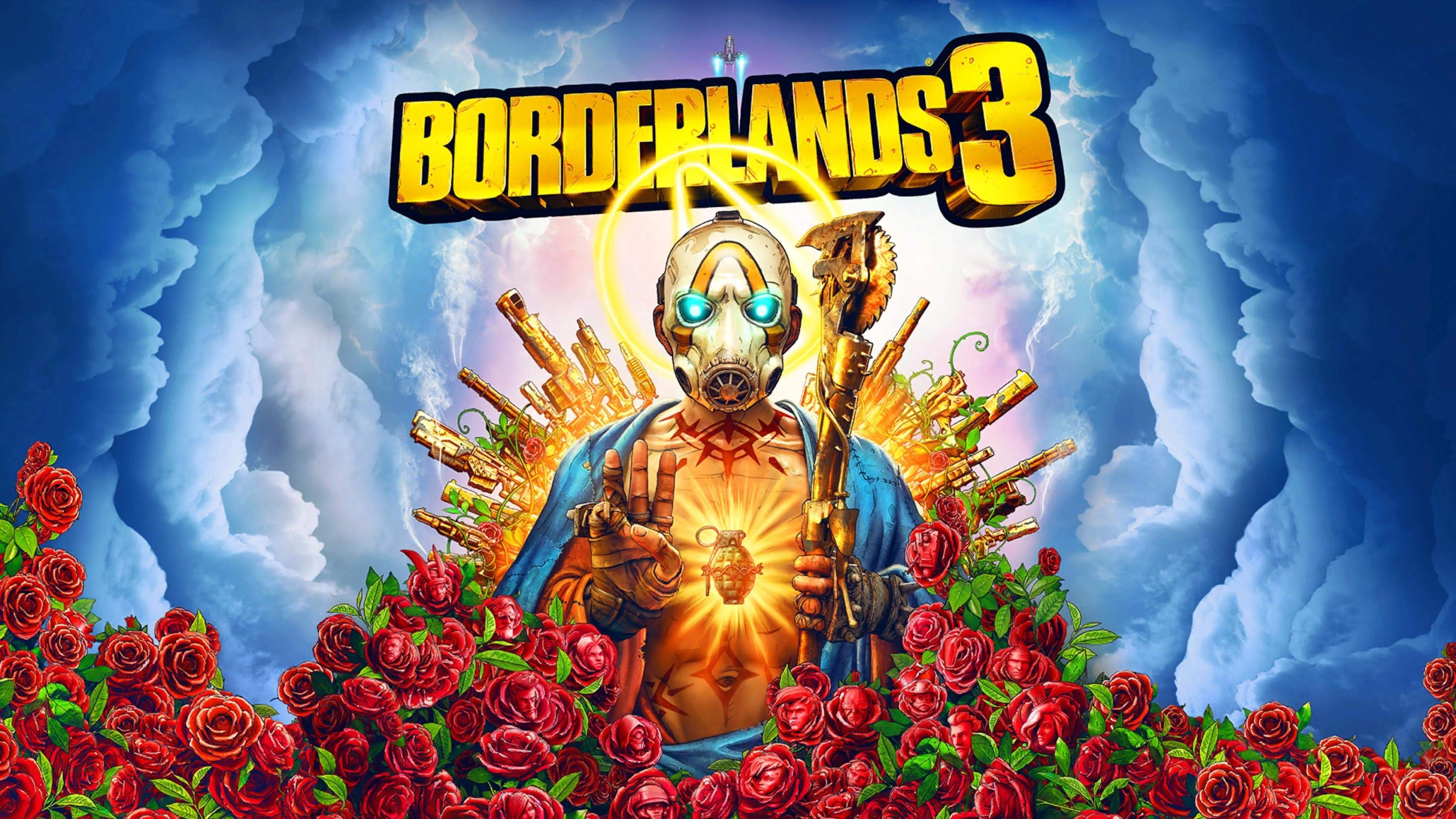 PS4 - Borderlands 3 その2 ビークルで走り回ろう
