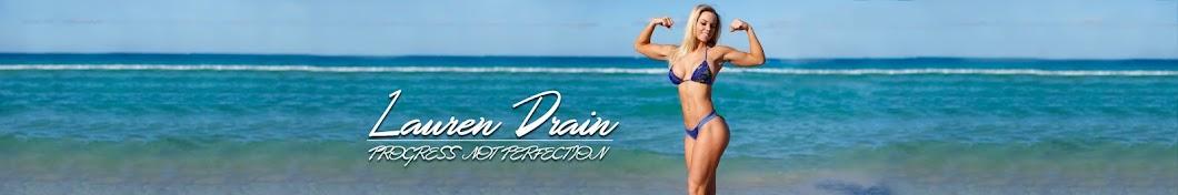 Lauren Drain Banner