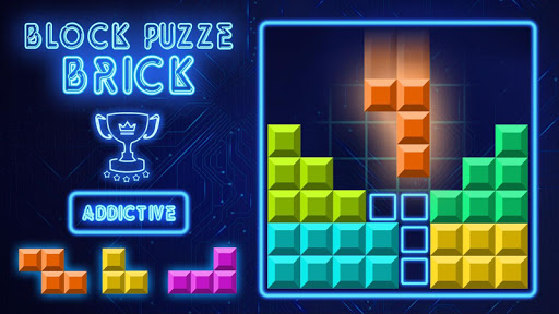 Brick Block Puzzle Classic 2020 screenshots 14