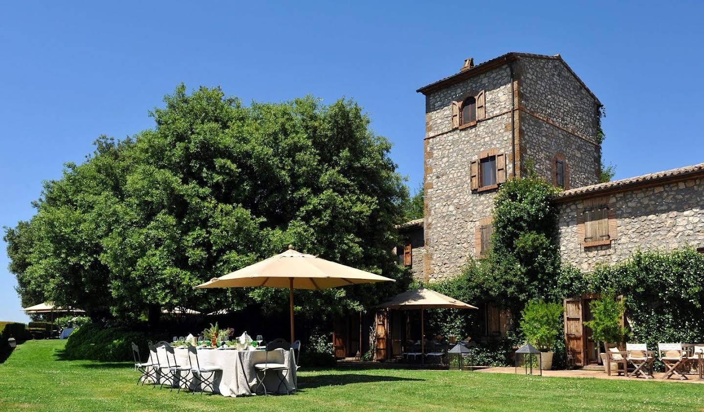 Villa avec piscine Castiglione in Teverina