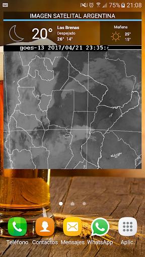 Imagen Satelital Argentina 4.9 screenshots 5