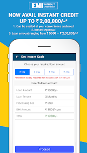 Kissht – EMI without credit card – 0% EMI Finance App Latest Version Download For Android and iPhone 5