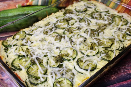 Zucchini Crescent Casserole