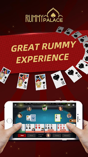 Image result for Rummy Palace – Indian Rummy Card Game Online MOD, Unlimited Money