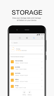 Mi File Manager - File Management and Transfer- screenshot thumbnail