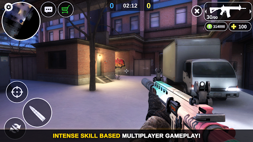 Counter Attack - Multiplayer FPS  gameplay | by HackJr.Pw 5