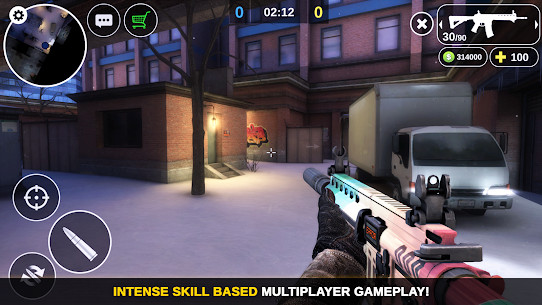 Counter Attack – Multiplayer FPS MOD (Unlimited Money) Full App+Data 3