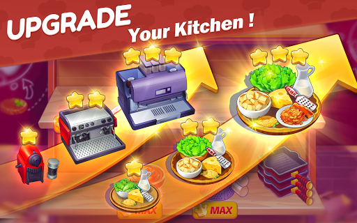 Cooking Voyage - Crazy Chef's Restaurant Dash Game 1.3.1+ac19226 screenshots 16